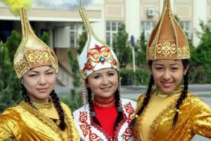 Taraz costumi tradizionale