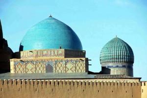 Turkestan mausoleo Yasaui