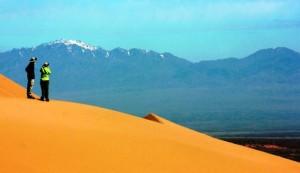 Kazakhstan paesaggio