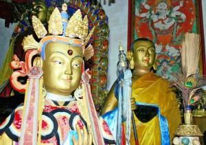 Mongolia, divinità Erdene Zuu