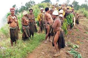 Papua, tribù Kalam