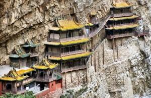 Cina Centrale, Tempio sospeso Xuankong