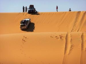 Sudan Deserto Occidentale, Viaggi Levi