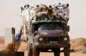 Sudan Trasporti locali, Viaggi Levi