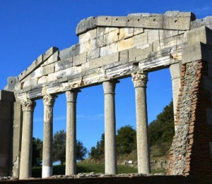 itinerario Albania Macedonia