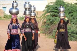 India Gujarat donne