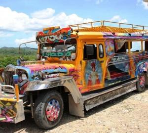 Filippine, Viaggi Levi
