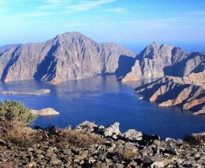Fiordi d'Arabia, Viaggi Levi