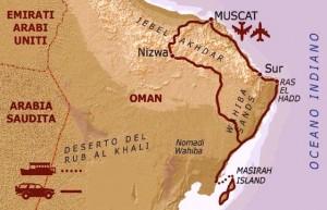 Viaggio in Oman, Viaggi Levi