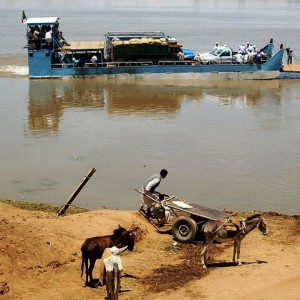 Pontoni a Port Sudan