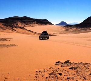 Sudan, Uweinat Viaggi Levi
