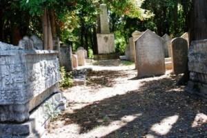 Cimitero Ebraico Lido Venezia