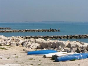 Murazzi, Lido Venezia