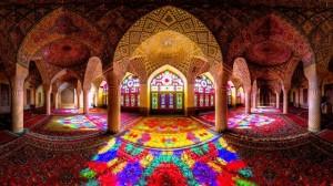 Moschea Nasir Al Mulk, Iran