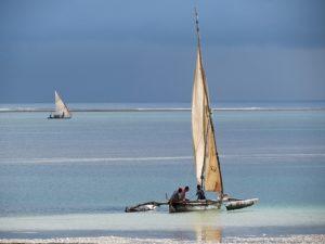 pescatori Oceano Indiano